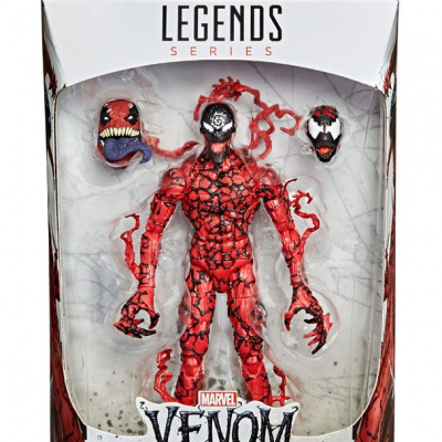 Hasbro Marvel Legends Series Venom Action Figures - Carnage