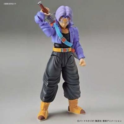 Dragon Ball Z: Super Saiyan Trunks Model Kit