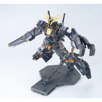 Gundam: Master Grade - RX-0 Unicorn Gundam 2 Banshee 1:100 Scale Model Kit
