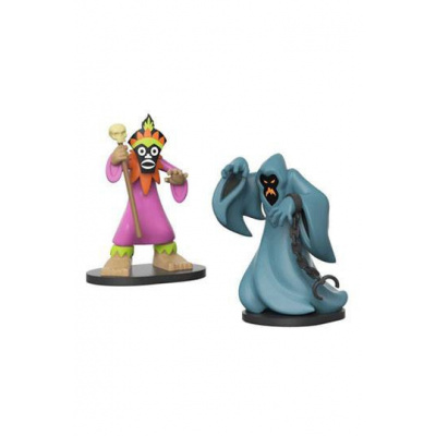 Scooby Doo VYNL Vinyl Figures 2-Pack Phantom & Doctor 10 cm
