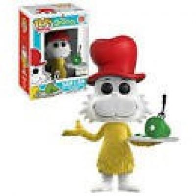 POP Books: Dr. Seuss - Sam I Am (Flocked) B&N Exclusive