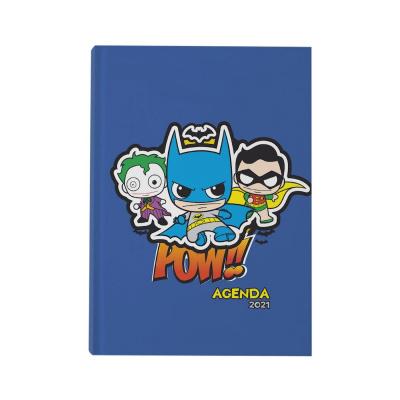 DC Comics: Batman Chibi Group 2021 Planner
