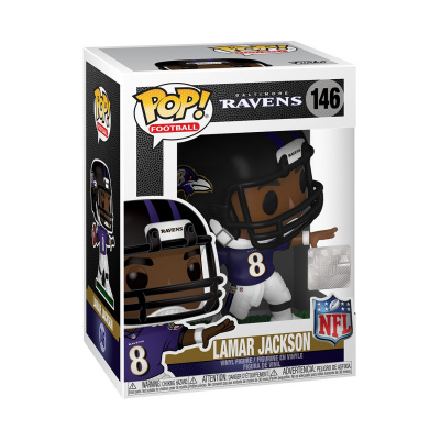 Pop! NFL: Baltimore Ravens - Lamar Jackson