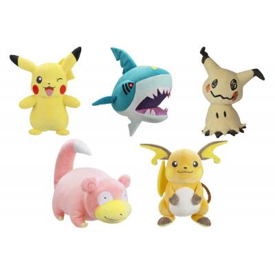 Pokemon: Pokemon 12 inch Plush Wave 3