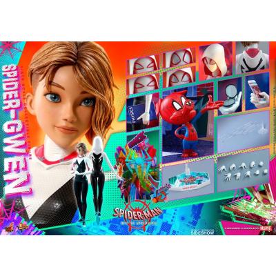 Marvel: Spider-Man into the Spider-Verse - Spider-Gwen 1:6 Scale Figure