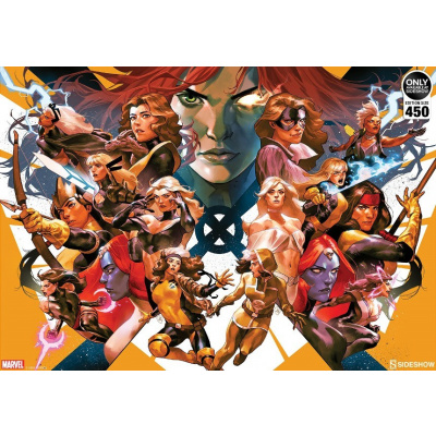 Marvel: X-Men - House of X and Powers of X Unframed Art Print