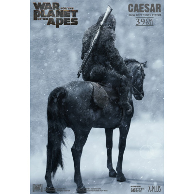 Planet of the Apes: Black Horse Statue