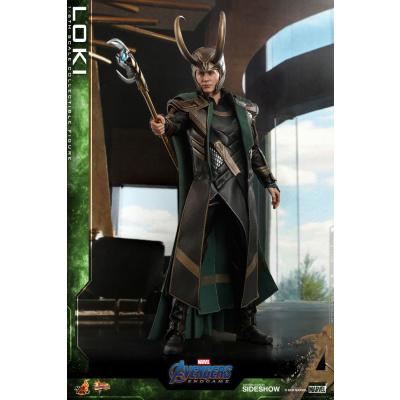 Marvel: Avengers Endgame - Loki 1:6 Scale Figure