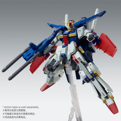 Gundam: Master Grade - ZZ Gundam Ver. Campaign 1:100 Model Kit