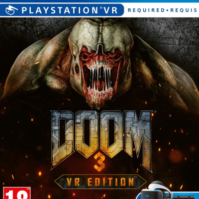 Doom 3 VR PS4
