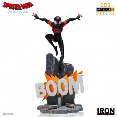 Marvel: Into the Spider-Verse - Miles Morales 1:10 scale Statue