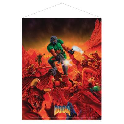 Doom - Wallscroll - Retro