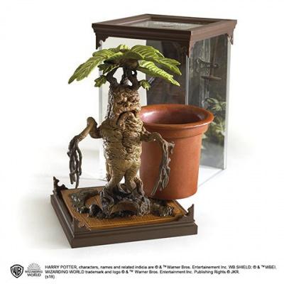 Harry Potter - Magical Creature Statue 17 - Mandrake