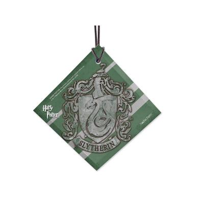 Harry Potter: Slytherin Crest Hanging Glass