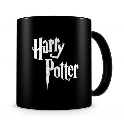 Harry Potter: Logo Black and White Mug