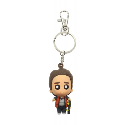 Back to the Future: Marty McFly Pokis Keychain