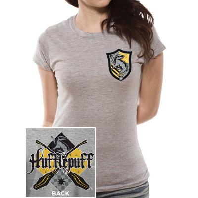 Harry Potter Ladies T-Shirt House Hufflepuff
