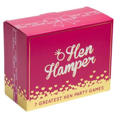 Hen Hamper - 7 Greatest Hen Party Games