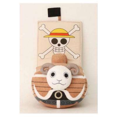 One Piece Plush Figure Going Merry 25 cm