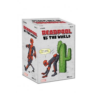 Deadpool vs The World Card Game