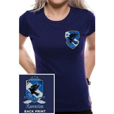 Harry Potter Ladies T-Shirt House Ravenclaw