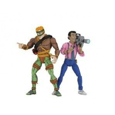TMNT: Rat King and Vernon 7 inch Action Figure 2-Pack