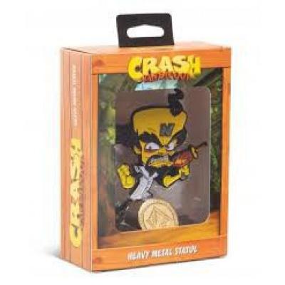 Crash Bandicoot Dr. Neo Cotrex statue - Heavy Metals