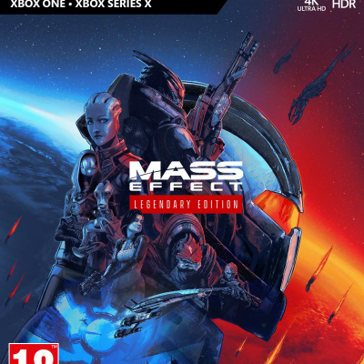 PS4 Mass Effect Trilogy - Legendary Edition Xbox one/ series X