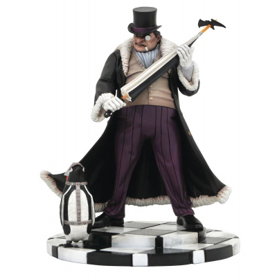 DC Comics Gallery: Comic Penguin PVC Statue