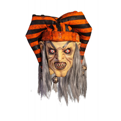The Terror of Hallows Eve: Evil Trickster Mask