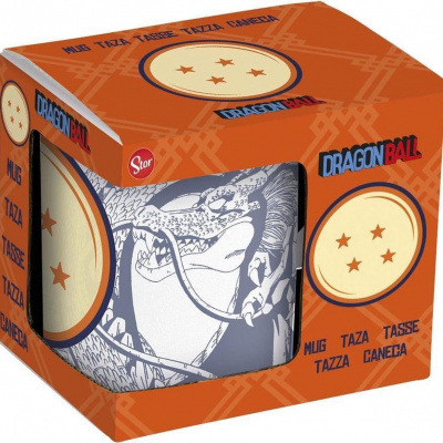 CERAMIC MUG 11 OZ IN GIFT BOX DRAGON BALL