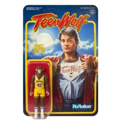 Teen Wolf: Scott Howard - Basketball - 3.75 inch ReAction Figure