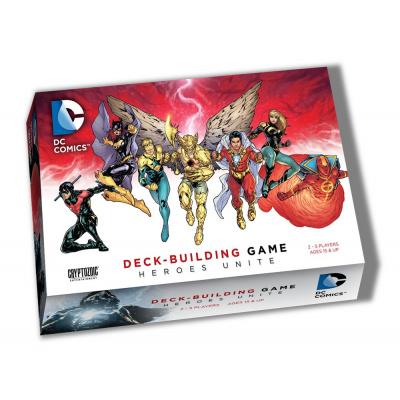 DC Comics: Deck-Building Game 2 - Heroes Unite