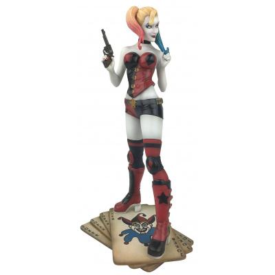 DC Comics Gallery: Harley Quinn Rebirth PVC Statue
