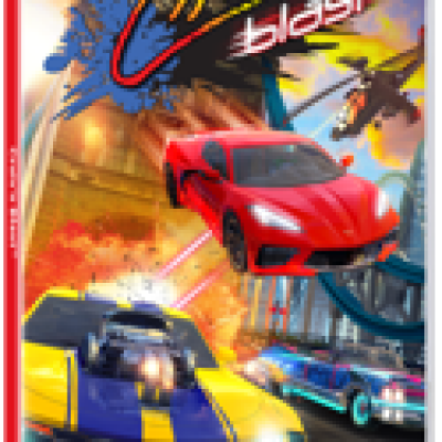 Cruis'n Blast - NS