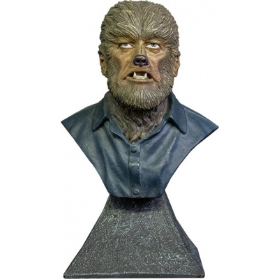 Chaney Entertainment: The Wolf Man Mini Bust