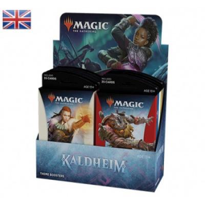 MTG - Kaldheim Theme Booster - EN
