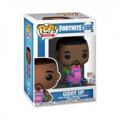 Pop Games: Fortnite - Giddy Up 569