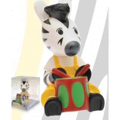 Mini Zou and his Drum Money Box