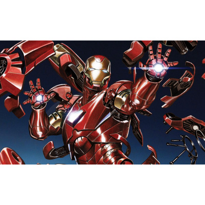 Marvel: Tony Stark Iron Man Unframed Art Print