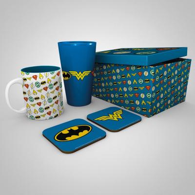 DC Comics: Logos Gift Set