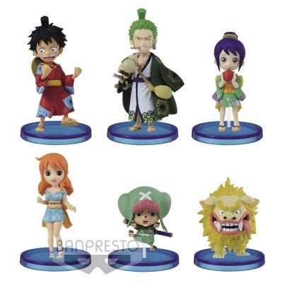 One Piece: World Collectable Figure Wanokuni Series 1