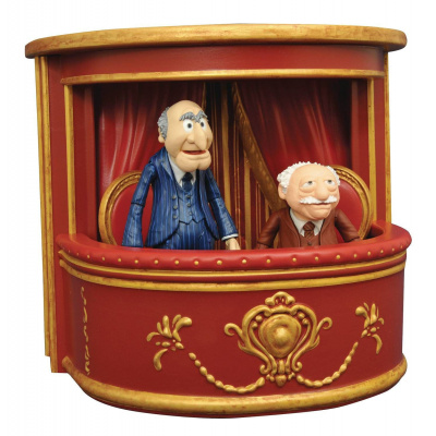 Muppets Select: Series 2 Statler and Waldorf Action Figures