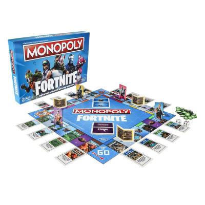 monopoly - fortnite edition (uk)