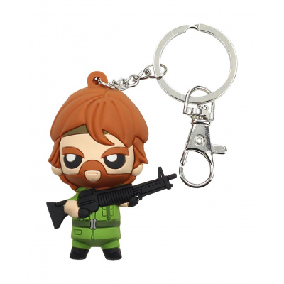 Tough Guy: Missing in Action - Tough Guy Pokis Keychain