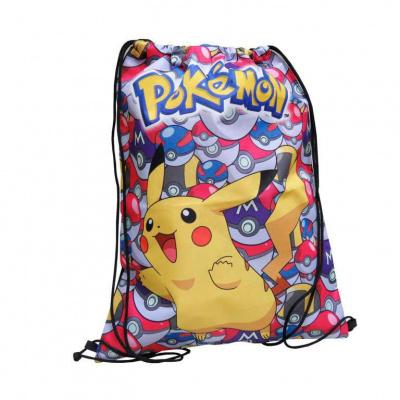 Pokemon Sport Bag Pikachu