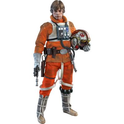 Star Wars: The Empire Strikes Back - Luke Skywalker Snowspeeder Pilot 1:6 scale figure