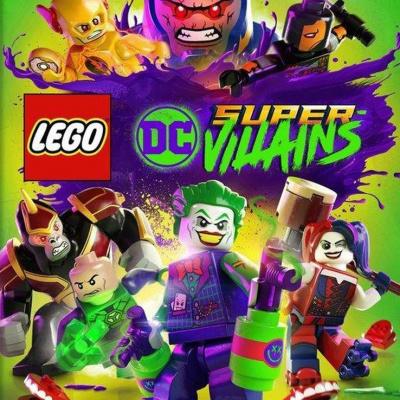 NSW Lego DC Super-Villains