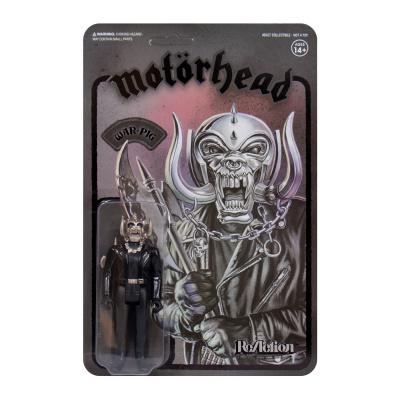 Motorhead: Warpig Black Series 3.75 inch ReAction Figure