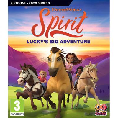 Spirit Lucky's adventure Xbox One
